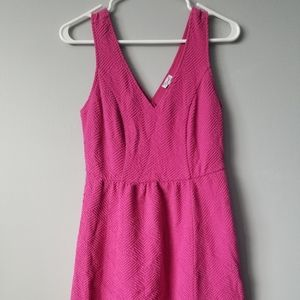 Beautiful pink dress from Kismet